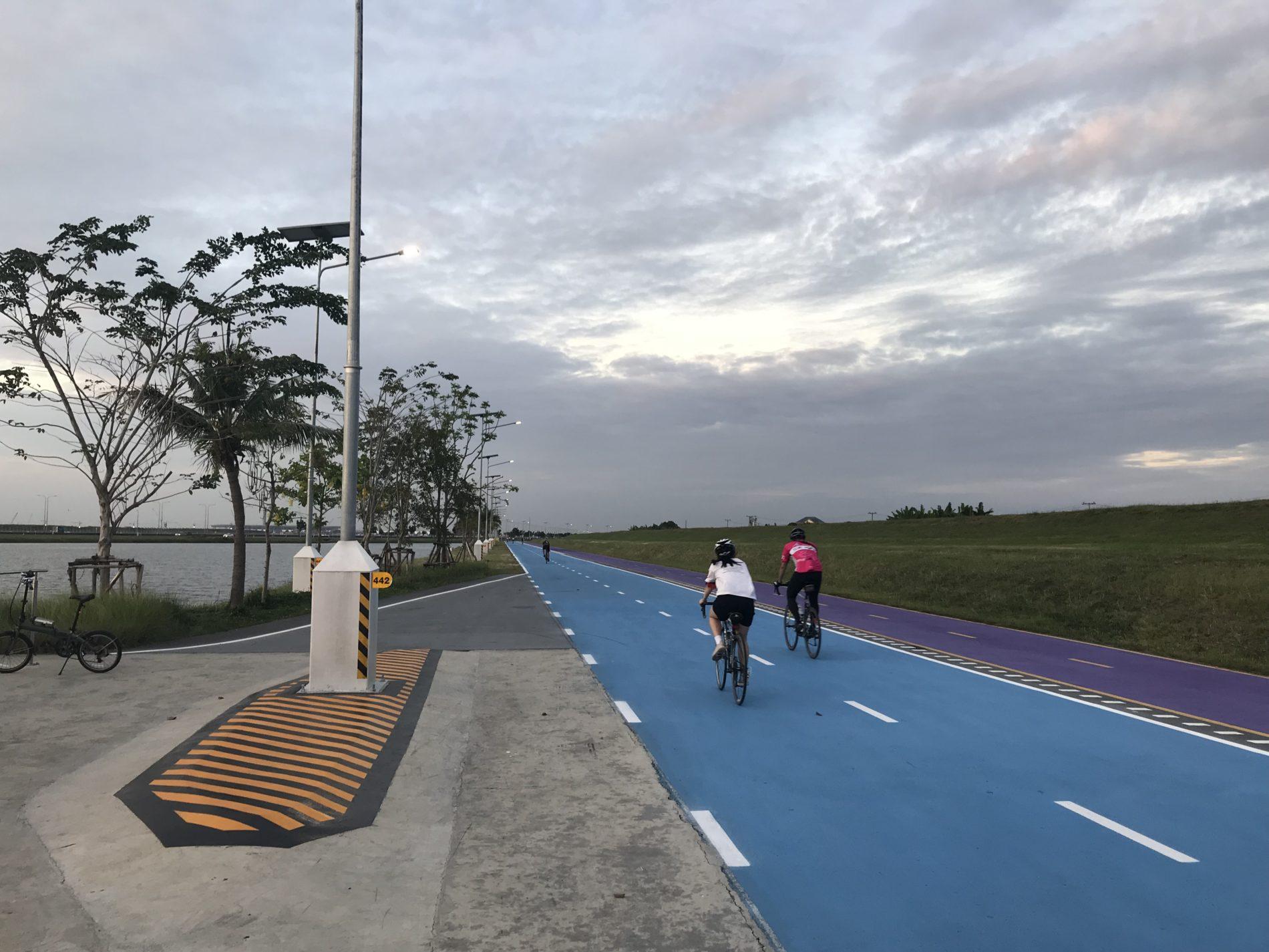 タイ,自転車,SKY LANE
