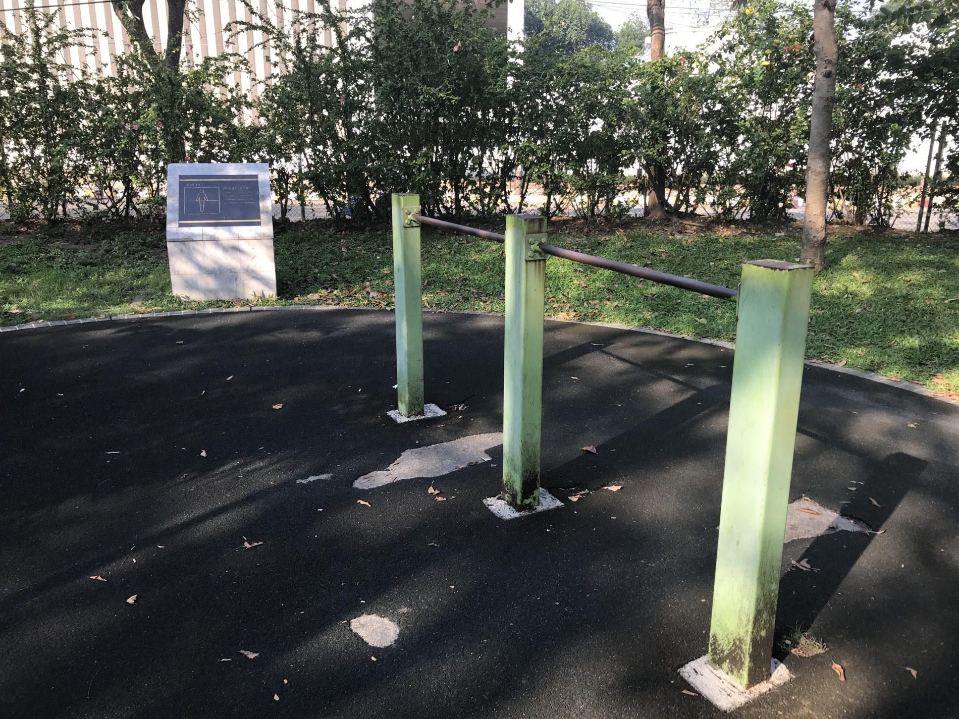 ベンジャキティ公園