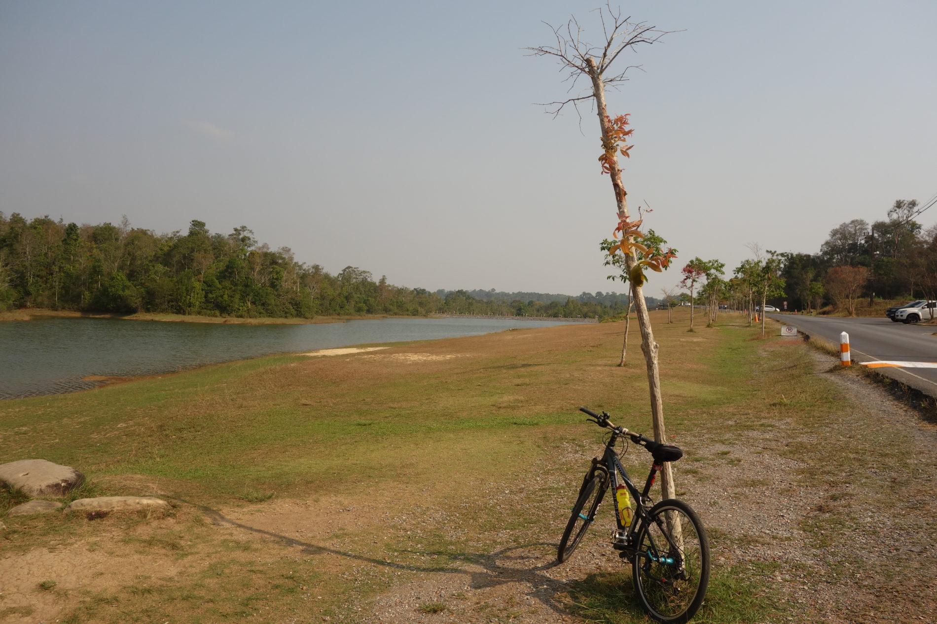 カオヤイ国立公園 Sai Sorn Reservoir