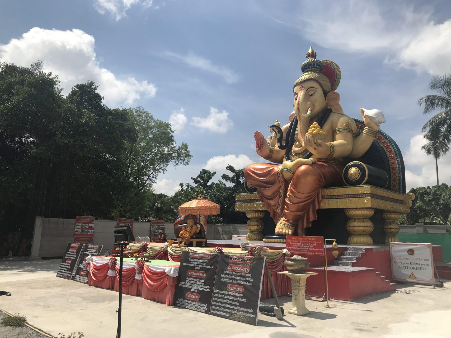 バーンカチャオ MahaDewalai Hindu寺院