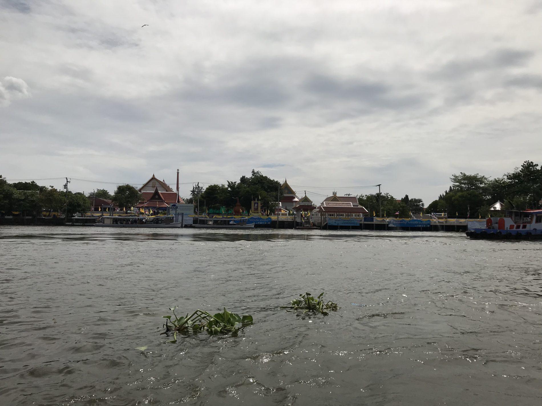 クレット島 渡し船