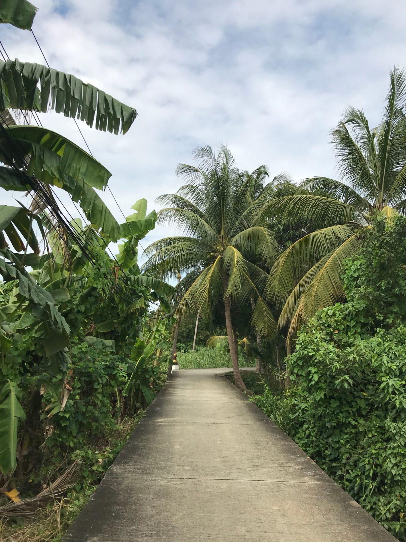 クレット島 一周お散歩