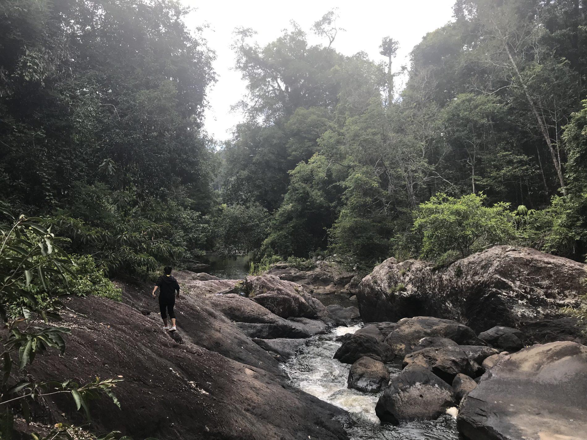 Khao Yai Trail Route2