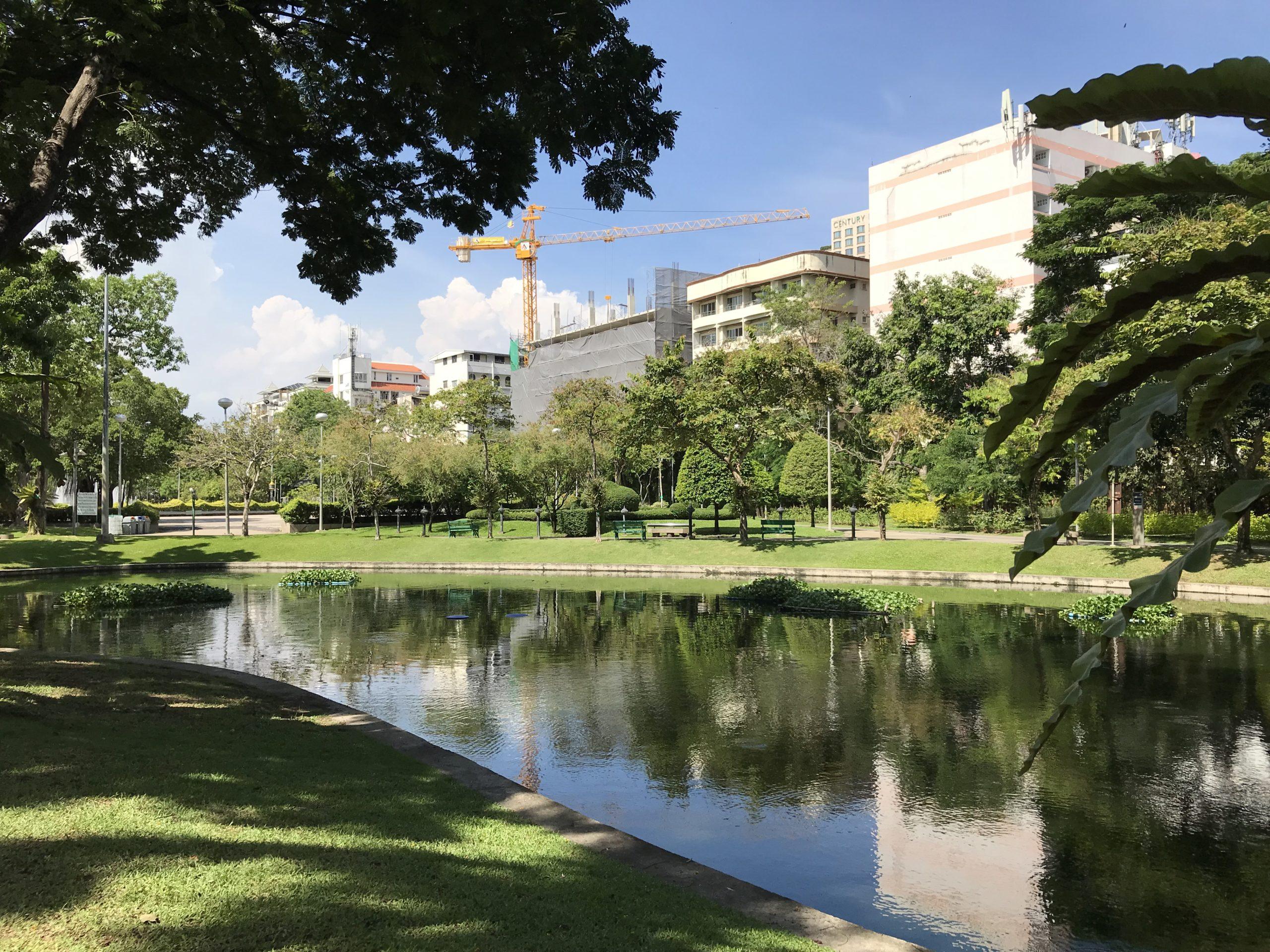 santiphap park