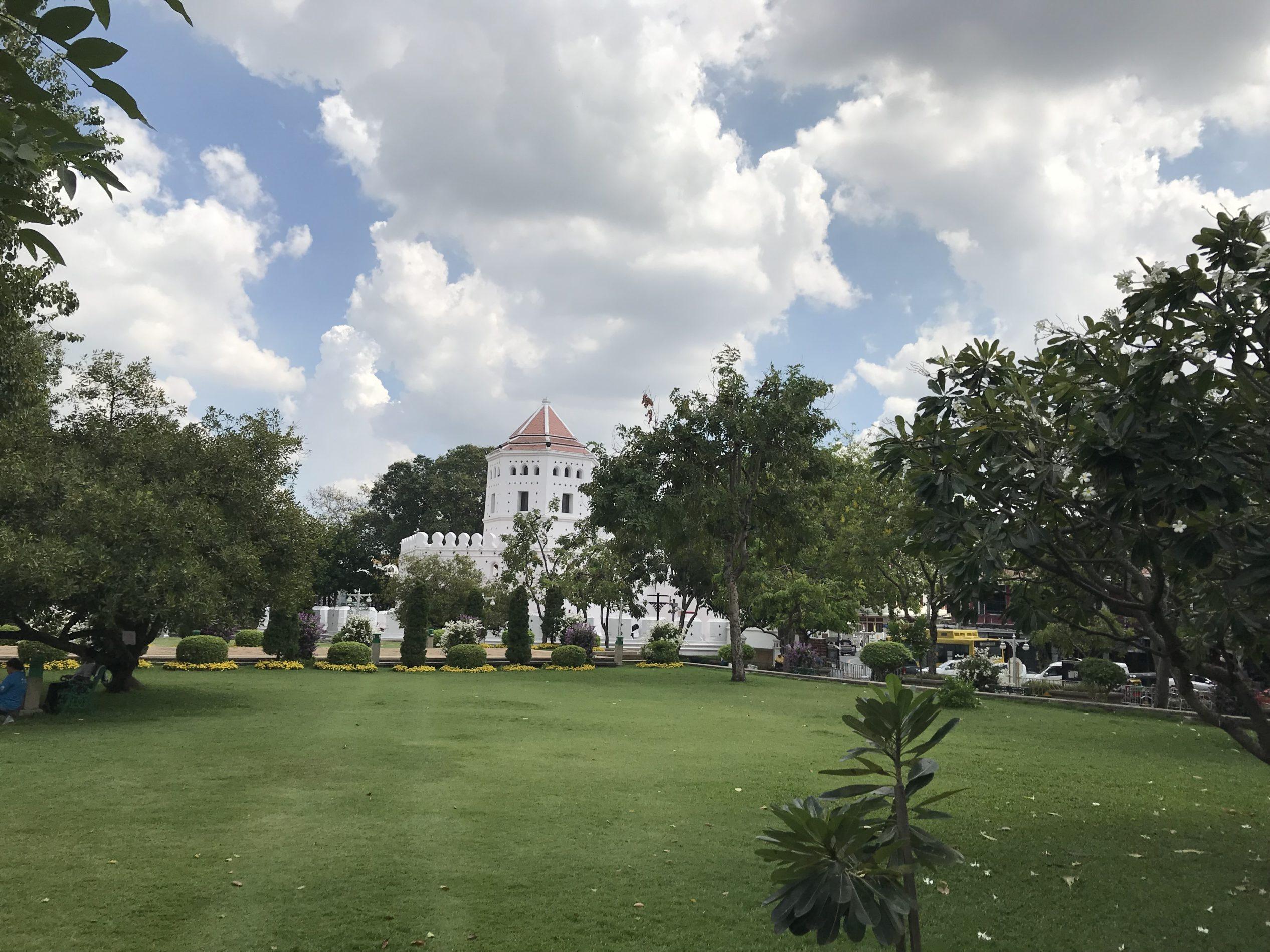 サンティチャイ・プラカーン公園