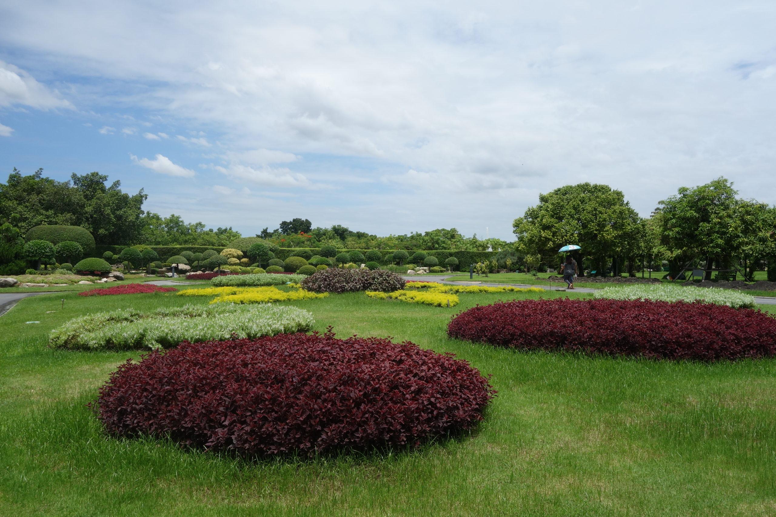 ラマ9世公園