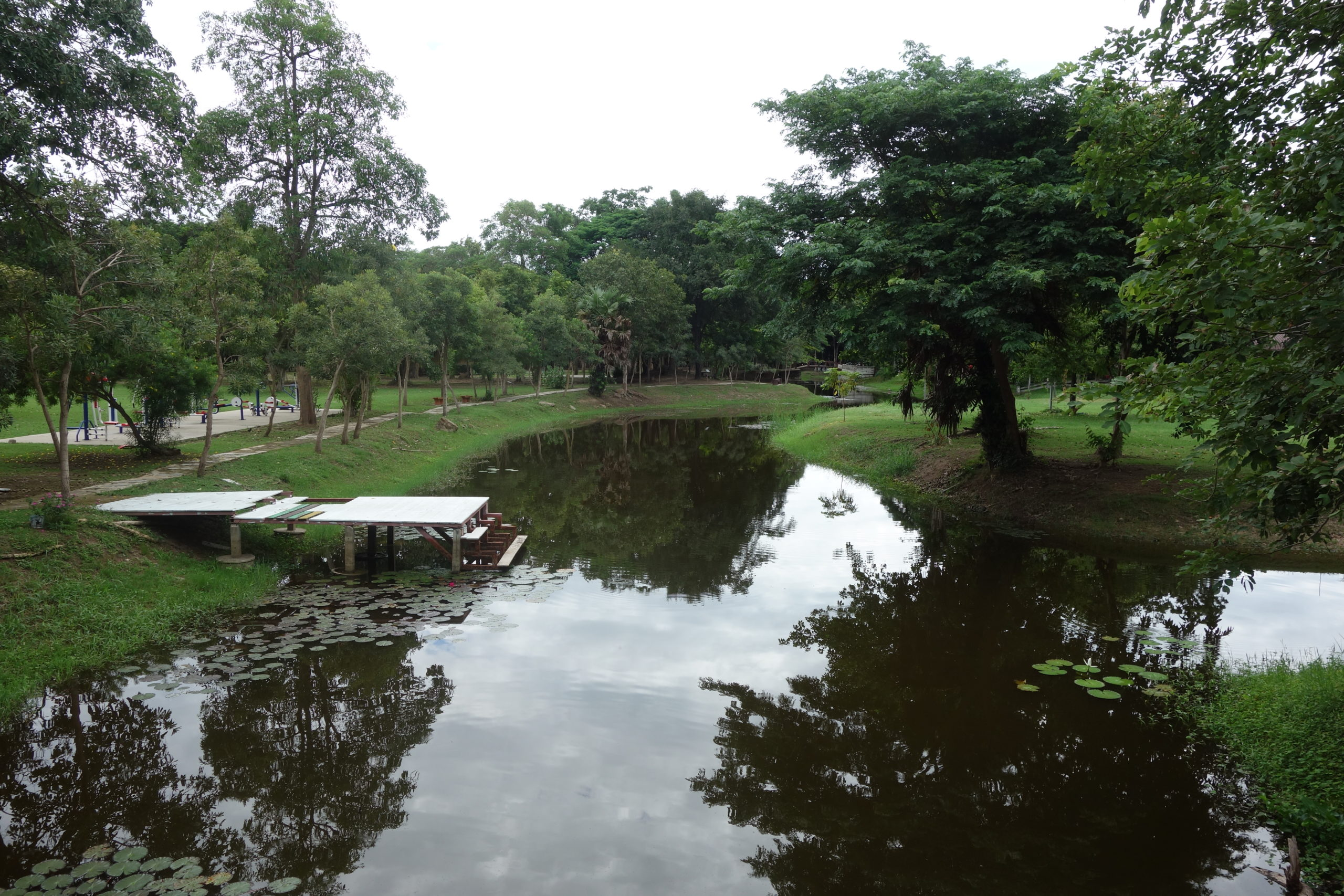 Chaam Forest Park