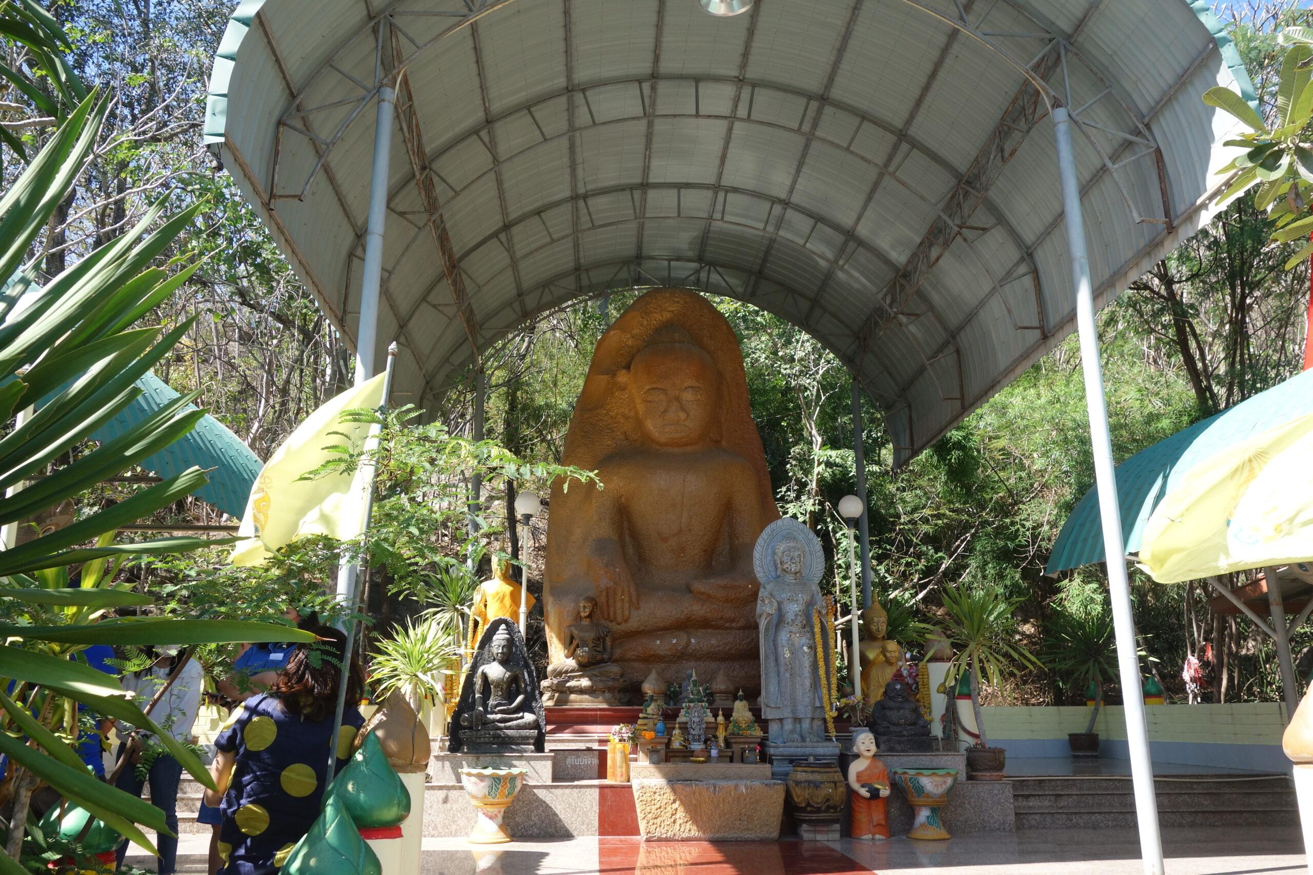 仏教寺院 モニュメント