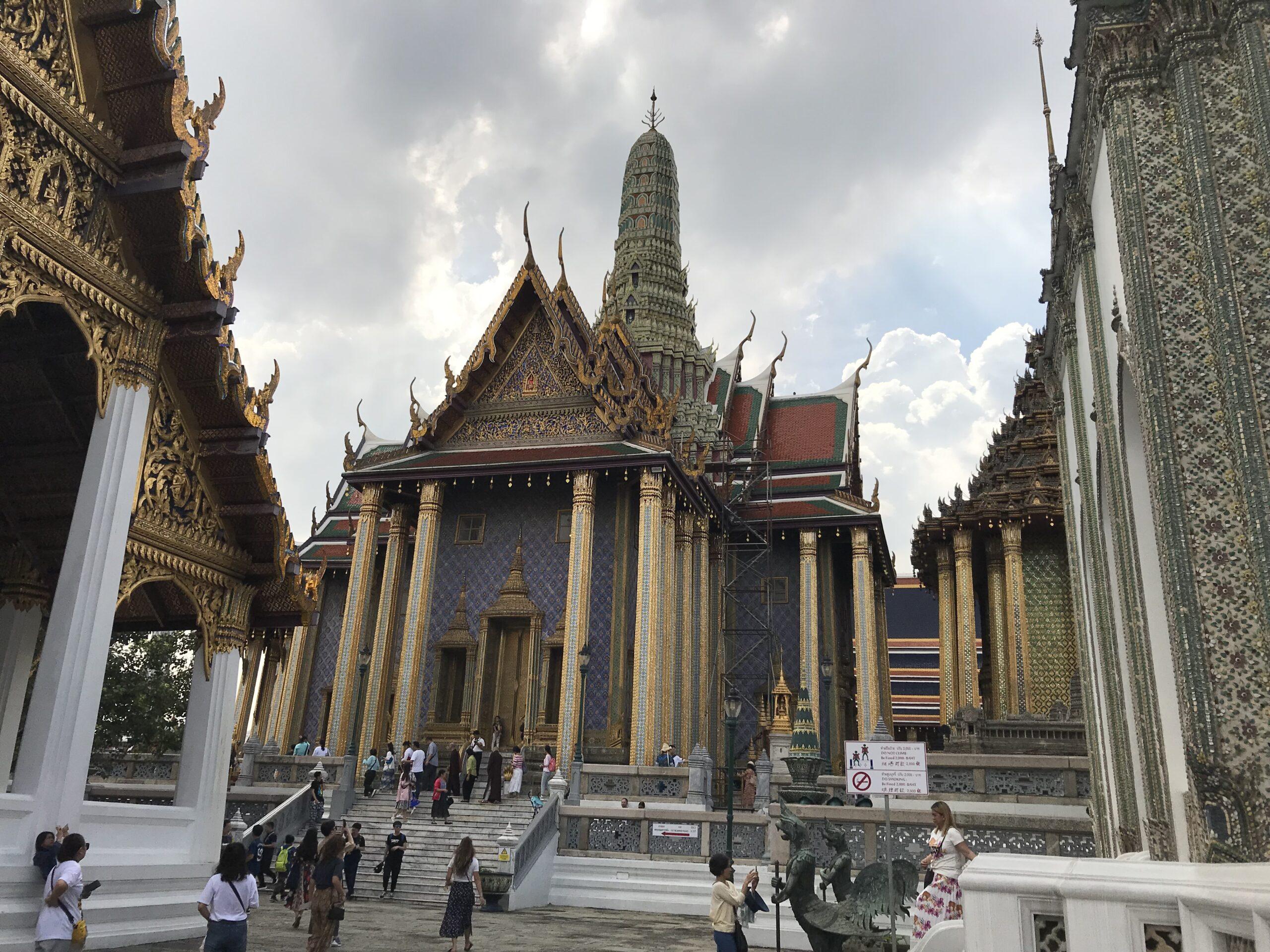 ワット・プラケオ(Wat Phra kaeo)
